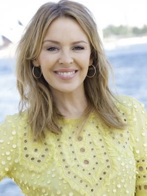 NYE12 Ambassador, Kylie Minogue