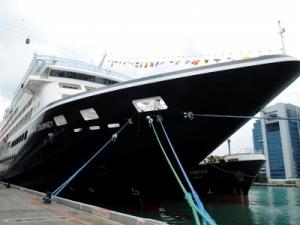 Azamara Journey hull 400 refurb
