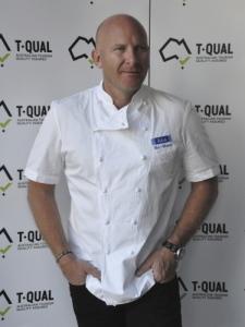 Chef Matt Moran, T-Qual Tick Ambassador