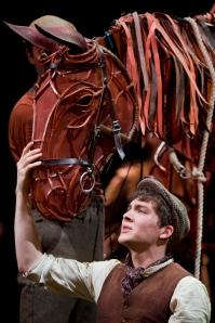 AUST PROD WAR HORSE - Joey & Albert close up