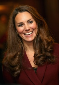 Duchess of Cambridge Godmother Royal Princess