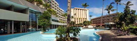 Hotel Le Nouvata, Hotel le Parc, Hotel Le Pacifique, Noumea