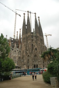 Gaudi's Unfinished Church