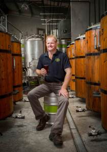 Black Duck Brewery's Alistair Owen