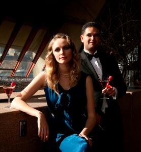 Lia Weitzel & Daniel Comarmond, Sydney Philharmonia Festival Chorus