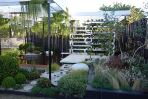 Brendan Moar's Garden awarded Best In Show