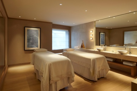 The Spa - Couples Treatment Room