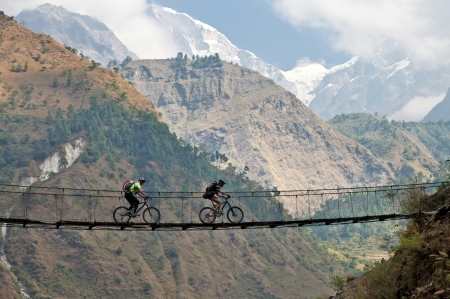 Cycle Annapurna Cycling
