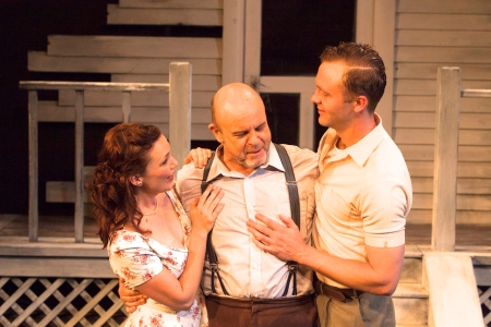 "Scene from ""All My Sons"""