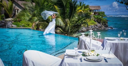 Weddings at Seabreeze Resort Samoa