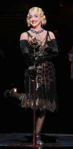 Sharon Prero as Musetta in La boheme