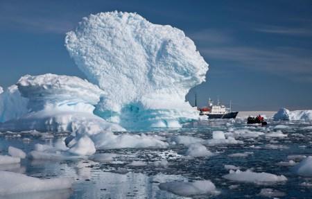 Andrew Halsall - Aurora Expeditions - Antarctica & Ship - Polar Pioneer