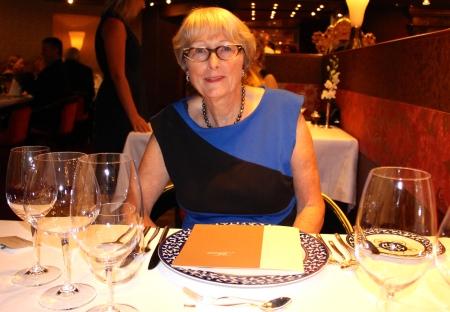 Sandra Tiltman in Pinnacle Grill