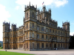 Downton Abbey Highclere_Castle