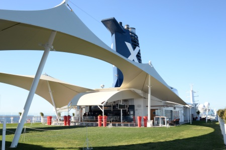 Lawn Club on Celebrity Solstice