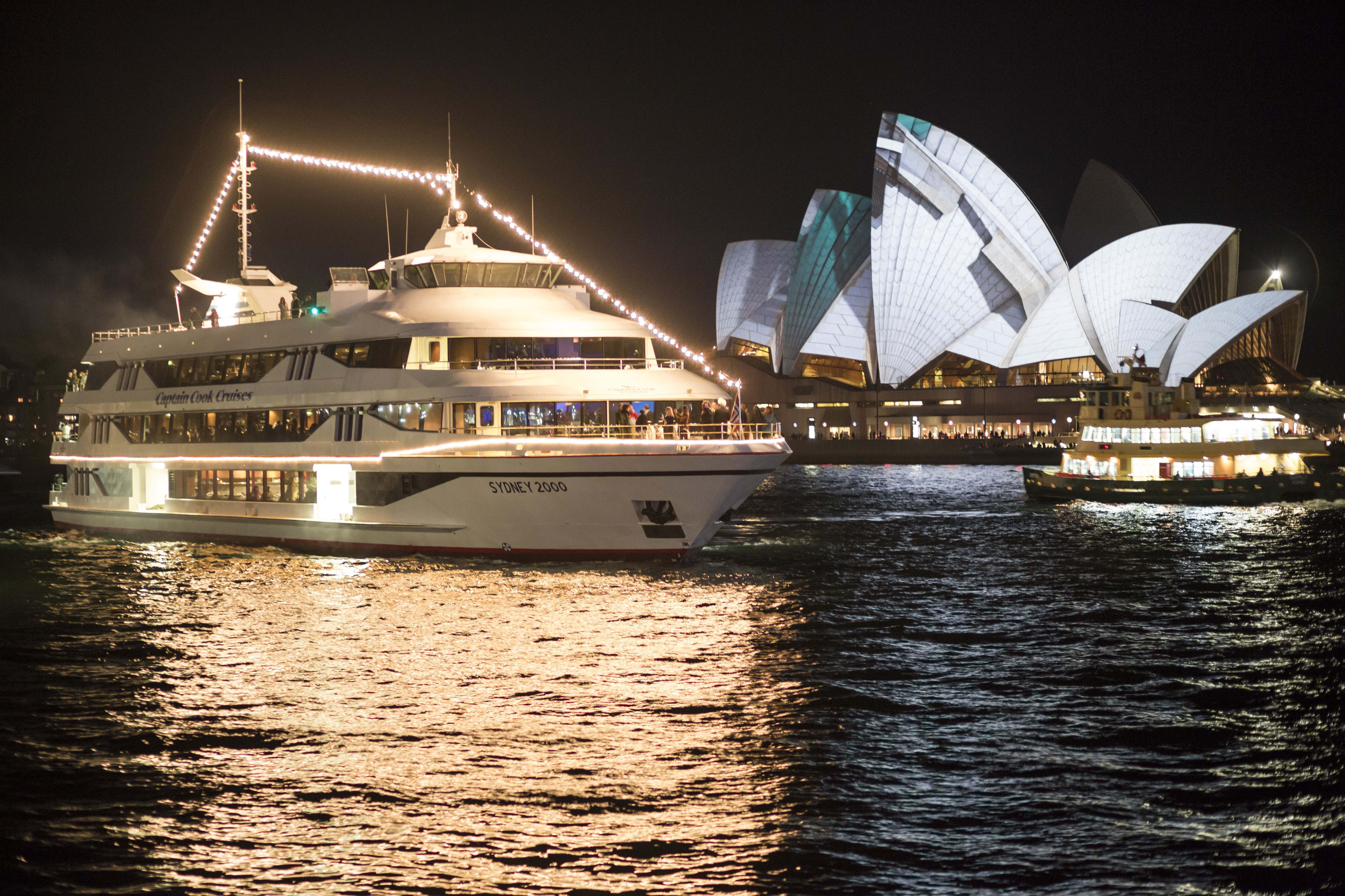 Whale Watching Season 18 May - 30 October Combine the sights of Sydney Harbour with an open water cruise through the Heads to find the gentle giants of the sea.