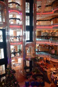 Atrium – Radiance of the Seas