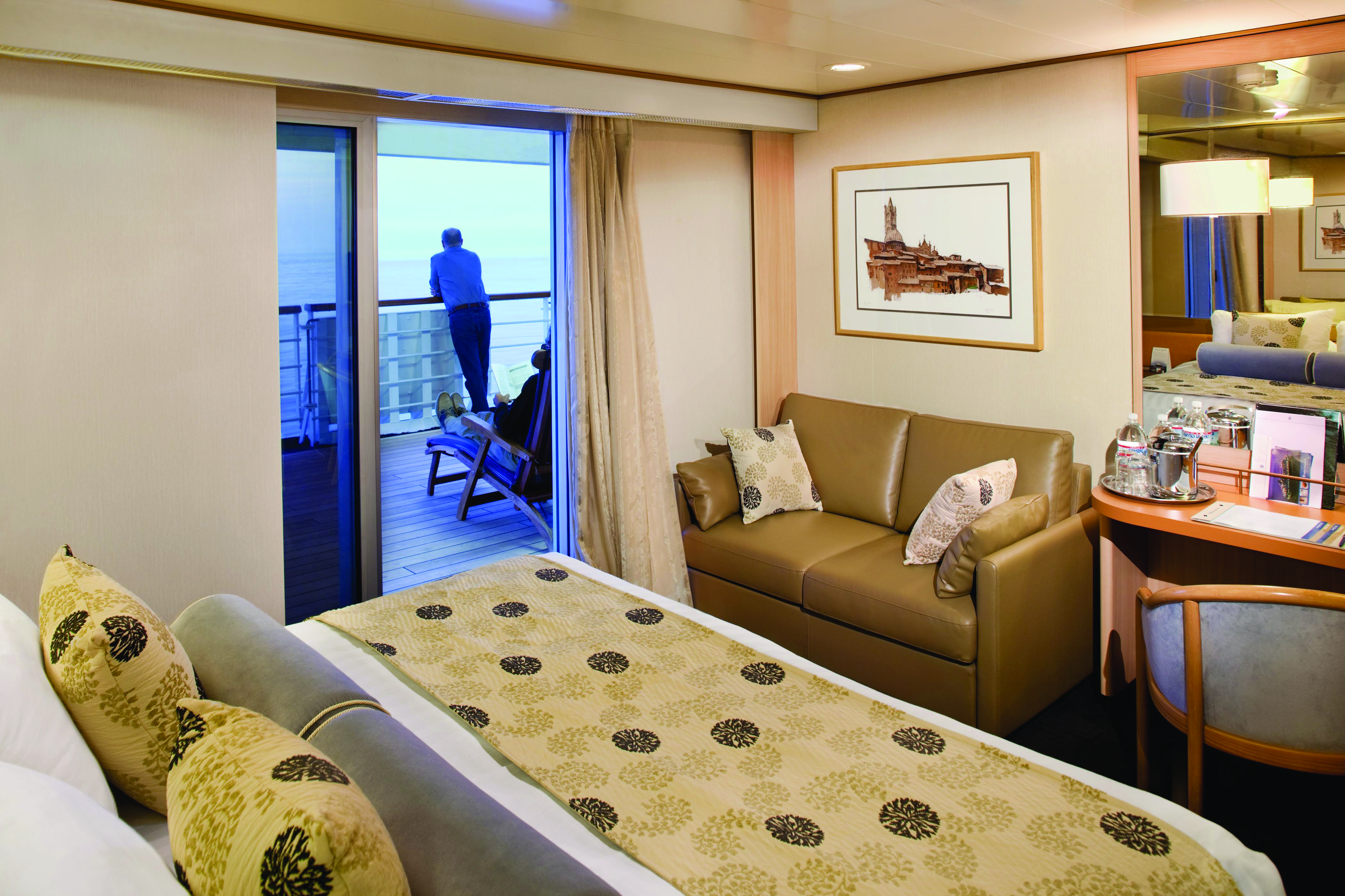 New Lanai Cabins For Holland America S Volendam