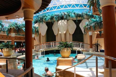 Indoor Pool – Radiance of the Seas