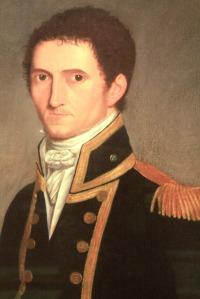 Matthew Flinders RN 1774-1814 (1807) by Toussaint Antoine de Chazal de Chamarel