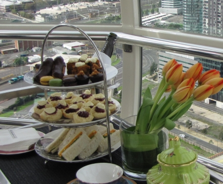 AfternoonTea on the Melbourne Star