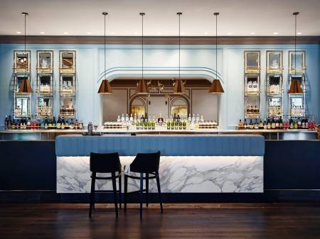 Stillery gin bar - InterContinental Sydney Double Bay