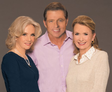 Hayley Mills, Maxwell Caulfield & Juliet Mills