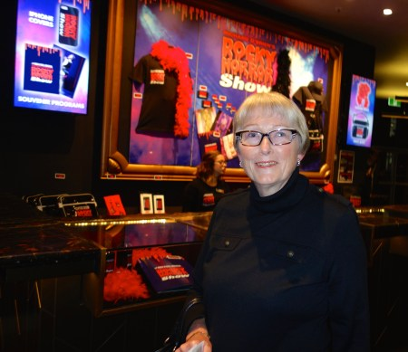 Sandra Tiltman at Rocky Horror Show