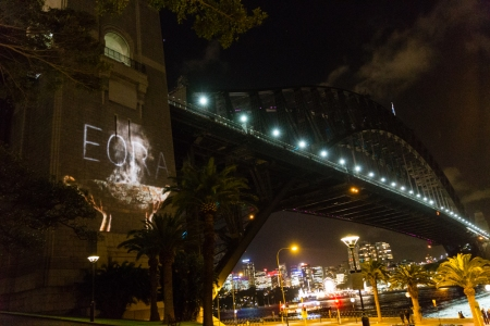 EORA Bangarra Vivid Sydney2015 Photo by Tiffany Parker