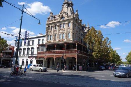 Main Street Bendigo