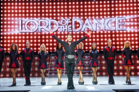 Lord of the Dance: Dangerous Games James Keegan as Lord of the Dance ©Tristram Kenton 08/14 (3 Raveley Street, LONDON NW5 2HX TEL 0207 267 5550  Mob 07973 617 355)email: tristram@tristramkenton.com