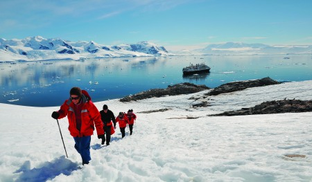 Silver Explorer, Antarctica Exploration