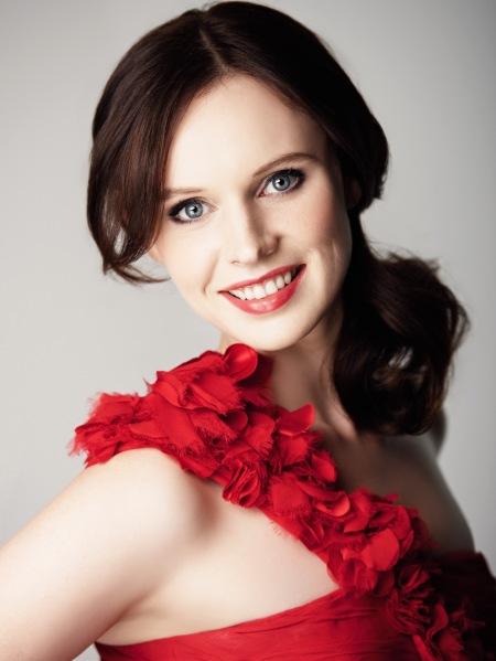 Australian Soprano, Alexandra Flood