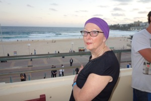 Sandra Tillman at Bondi Beach Pavilion