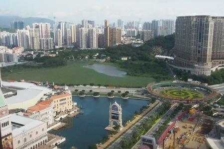 Modern Macao - Photo: John Pond
