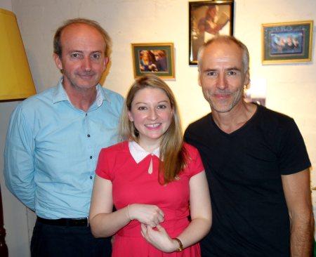 Steve McGrath, Cassady Maddox & Gerry Sont