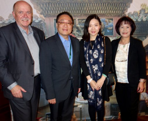Mike Smith, Jimson, Hoi Kin Wa, Ms Wong, Helen Wong