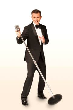 "David Campbell as Bobby Darin in ""Dream Lover"""